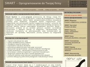 Program magazynowy Smart System